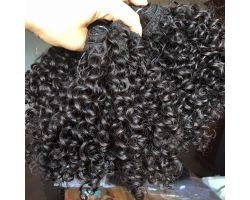 Hair Afro/Strong Curly Fabrics