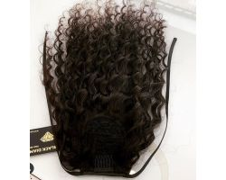 Natural Curly Virgin Hair Tails