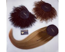 CODE Colorate riccio afro