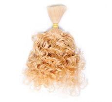 wavy hair loose - c