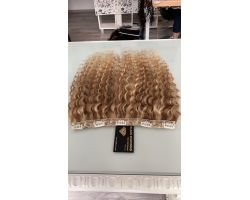Afro Curly Colored Hair Clips