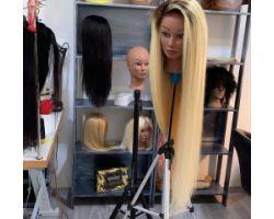 Super wig con shatush