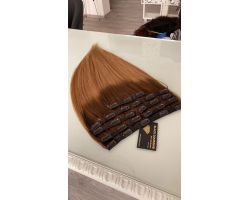 Hair Clips wavy shatush