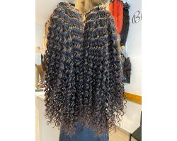 Natural Virgin Curly Hair