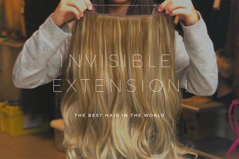 invisible extension